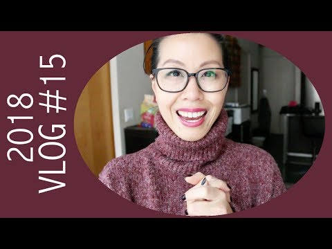 Vlog - Overnight in Ottawa and More Cooking