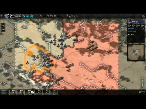 Unity of Command Black Turn 1#: Army Group South