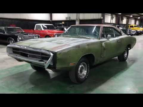 1970 Dodge Charger R/T 440 Numbers Matching Project #138279 FOR SALE