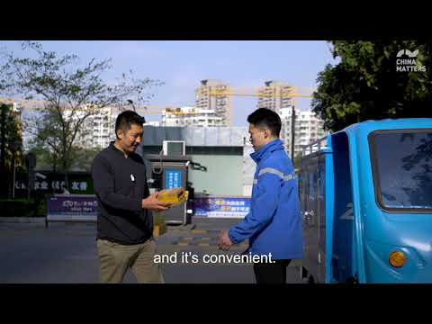 China Matters Explores Speed and Innovation of China's Express Delivery