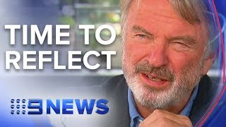 Sam Neill calls on Australians to reconsider approach to immigration | Nine News Australia