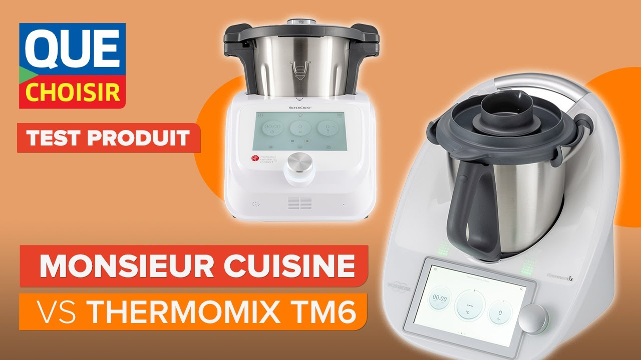 Monsieur Cuisine Connect Vs Thermomix Tm6 Le Match Youtube
