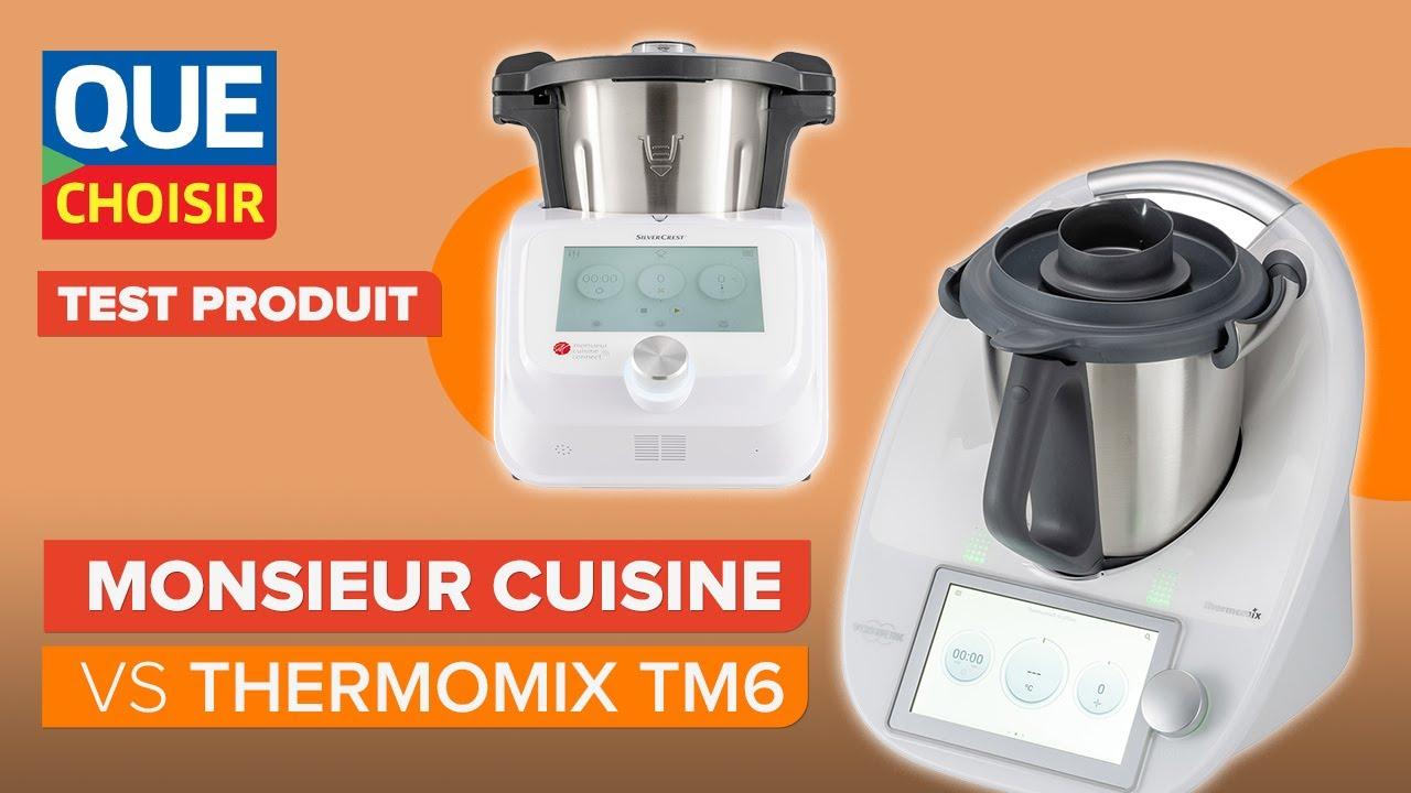 monsieur cuisine connect vs thermomix tm6 le match