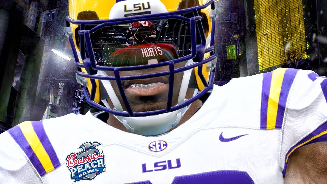 LSU-Oklahoma Peach Bowl game: What you need to know