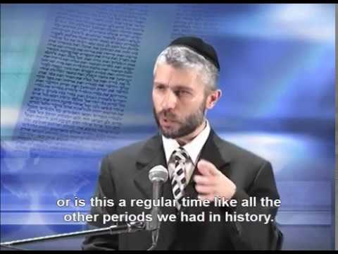 Prophecies of the End of Days - Rabbi Zamir Cohen