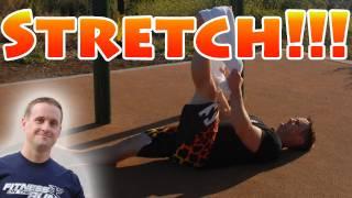 Stretch Regularly