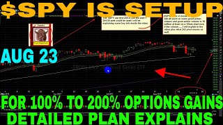 HOW TO TRADE OPTIONS FOR 100% TO 200% gains