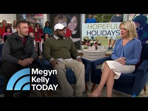 Innocent Man And Cop Who Unjustly Jailed Him Are Now Friends | Megyn Kelly TODAY Mp3