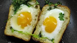 Вкуснятина НА ЗАВТРАК за считанные минуты С сыром Быстрый простой и вкусный