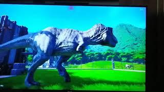 Oživil jsem krále dinosaurů(Jurassic world evolution)(začátek pravých dinosauřích příběhů