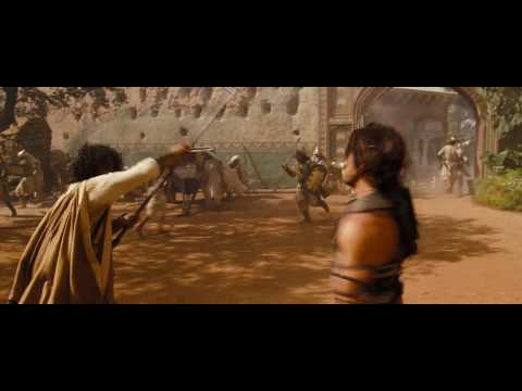 Prince of Persia: The Sands of Time - Dagger Discovery clip