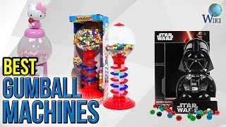 10 Best Gumball Machines 2017