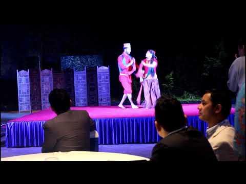 Nepali Dance Celebration at HTM 2018 Gala Dinner