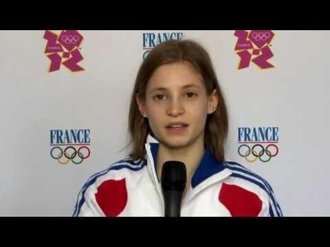 Interview Anne Kuhm, équipe de France olympique 2012 de gymnastique artistique féminine