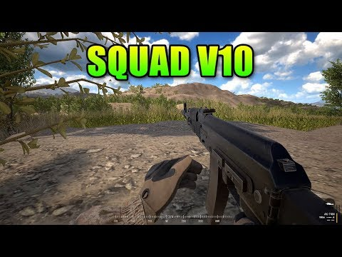Squad V10 Is Awesome!