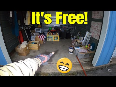 I Opened A Free Store - Come And Get It! - #27
