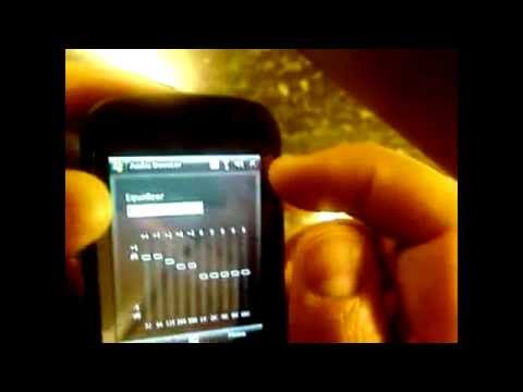 HTC Touch Dual - A look at the HTC Audio Manager and Gallery