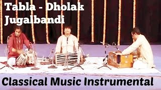 Ramendra Solanki, Mrinal Upadhayay - Tabla - Pakhawaj Duet | Indian Classical Instrumental