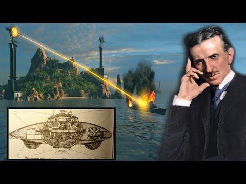 Nikola Tesla Secret Inventions That Were Lost or Censored