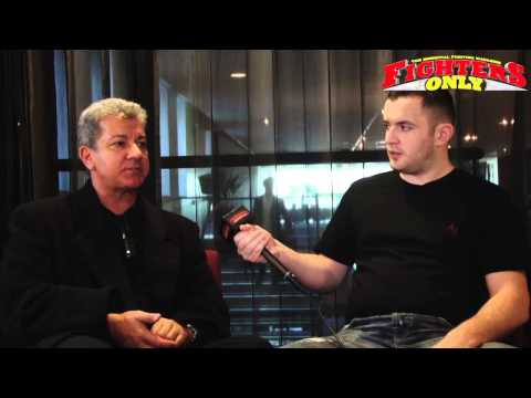 Bruce Buffer shares some style tips, discusses his relationship with fighters and more