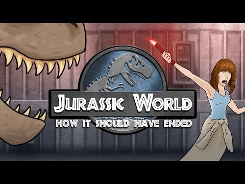 Thumbnail: How Jurassic World Should Have Ended