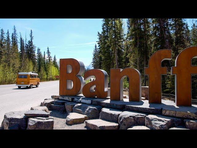 Traversée du Canada! Montréal - Banff! - [Vlog #1]