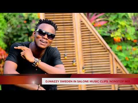 SIERRA LEONE VIDEOS VOL 1(DJ WAZZY SWEDEN PA DE MIX)Salone Videos MIX