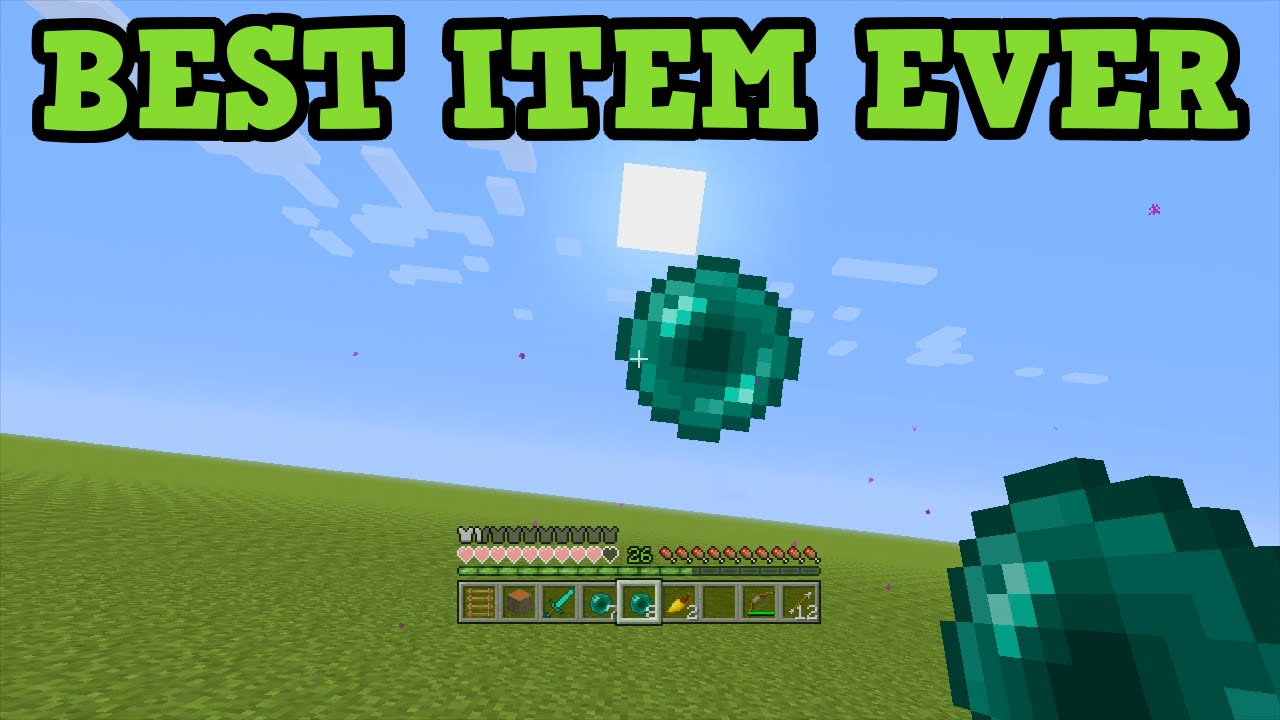 Minecraft Xbox 12 / PS12 BEST PVP Item EVER