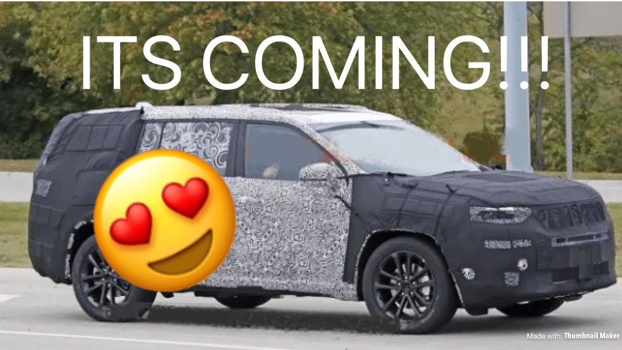 2020 Srt Grand Cherokee What We Know So Far