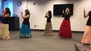 Oracle Orlando Diwali festival Dance