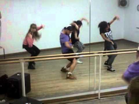 harmonic class kriss leyo choreo