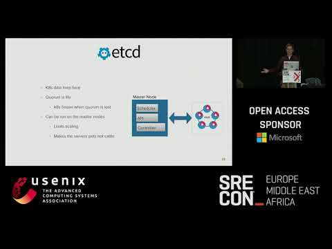 SREcon17 Europe/Middle East/Africa - Building an On-Premise Kubernetes...
