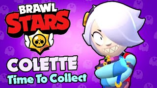Brawl Stars - WOW!! COLETTE is Crazily Broken!!