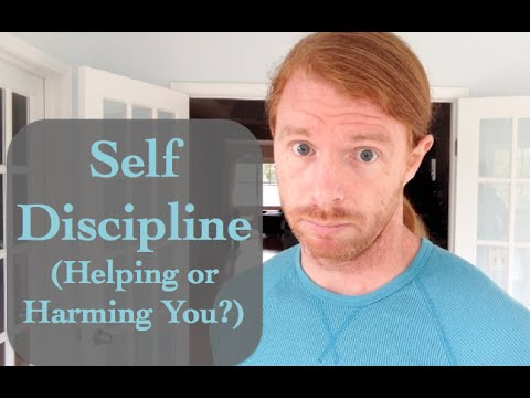Self-Discipline (Is it Helping or Harming You?) - with JP Sears