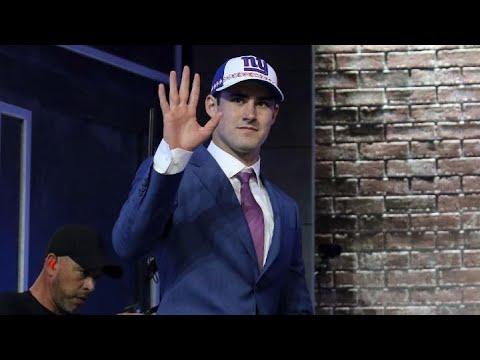 Daniel Jones Waiting Game & Working Saquon Barkley   New York Giants