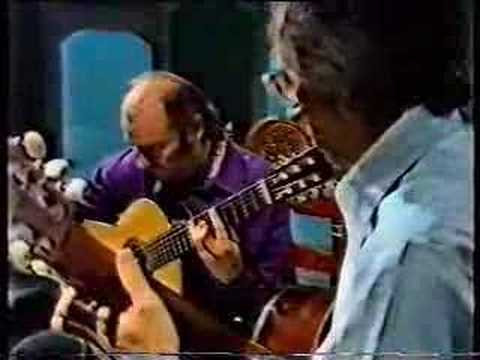 Julian Bream & John Williams - Brahms