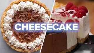 5 Creamy And Chocolatey Cheesecake Recipes • Tasty