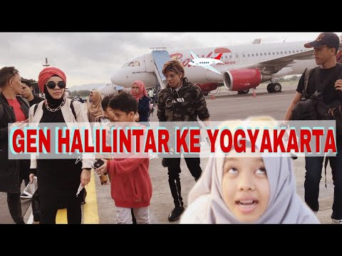 GEN HALILINTAR BIKIN HEBOH DI YOGYAKARTA + MEET UP WITH GHSTARS - FATIMVLOG18