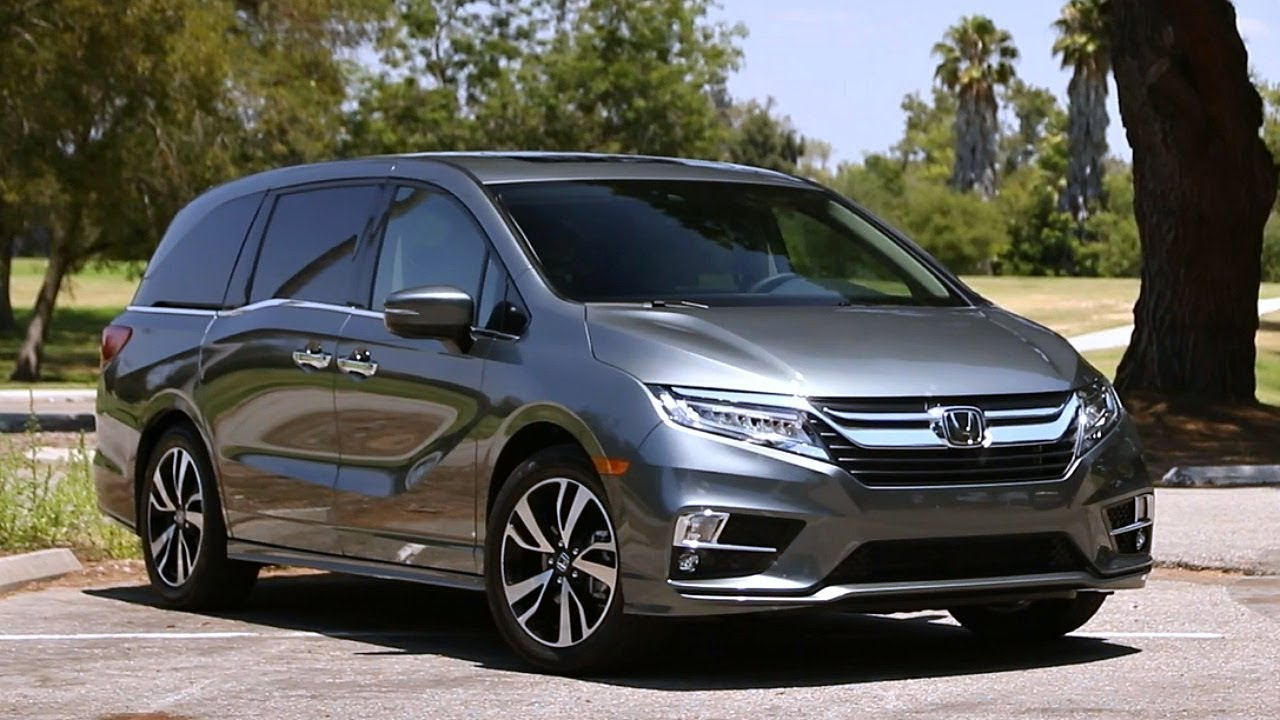Honda Minivan 2017 U003eu003e 2018 Honda Odyssey   Review And Road Test   YouTube