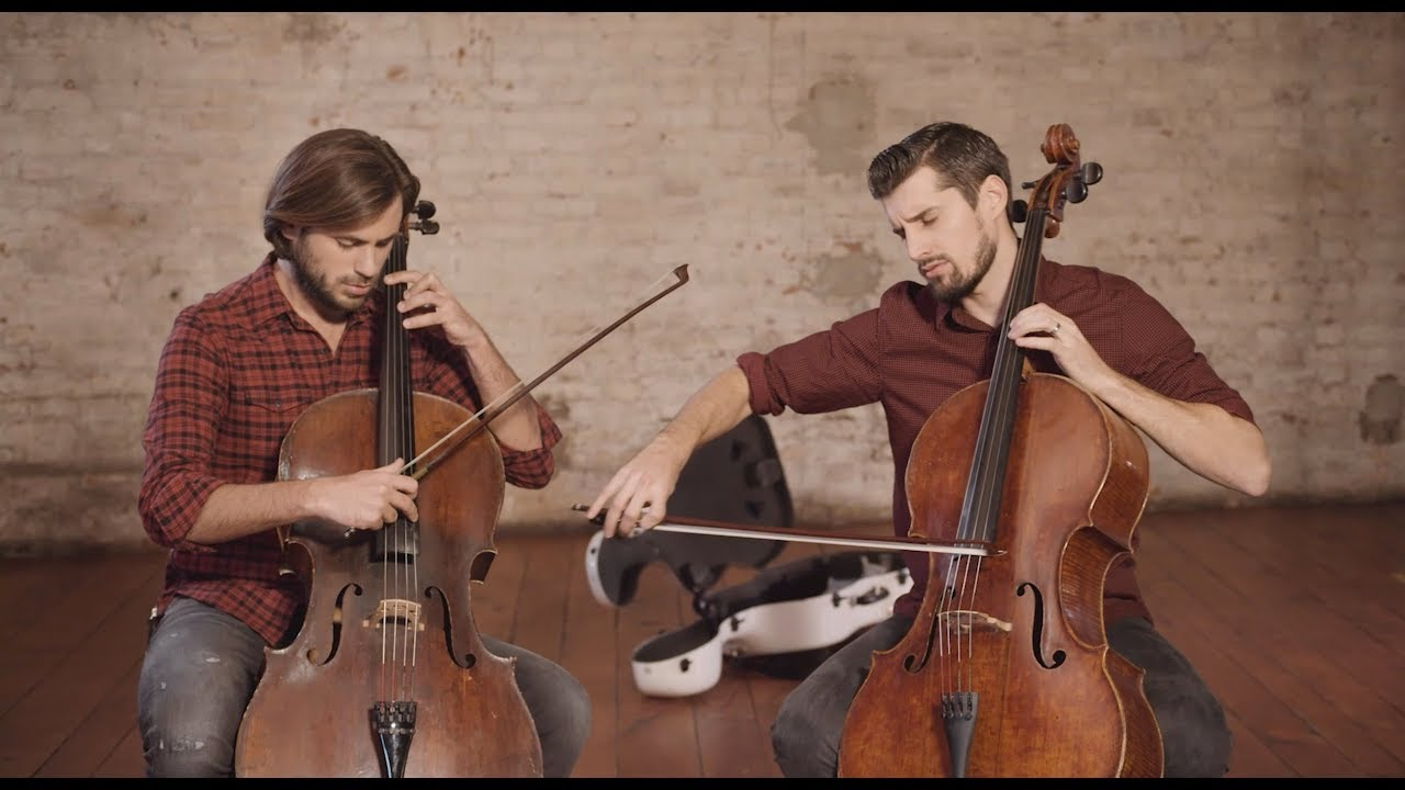 2CELLOS - Perfect - Ed Sheeran #1