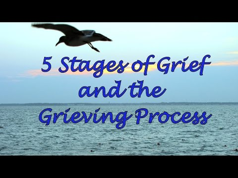5 Stages Of Grief And The Grieving Process
