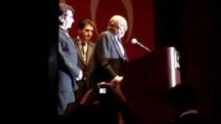 Ahmet Ertegun- Turkce Konusmasi- Turkish Speech