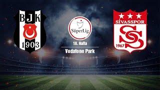 Beşiktaş Sivasspor Maçı Canlı izle