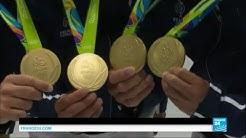 JO 2016 : dans le secret de la fabrication des médailles olympiques