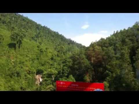 Đi cáp treo dài nhất Việt Nam