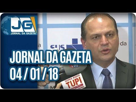 Jornal da Gazeta - 04/01/2018