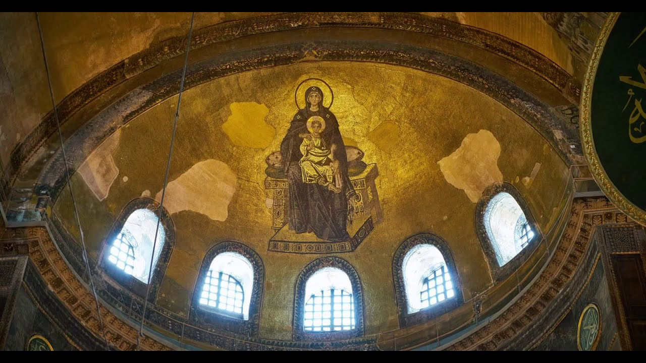 Download A Historical Tour of Hagia Sophia