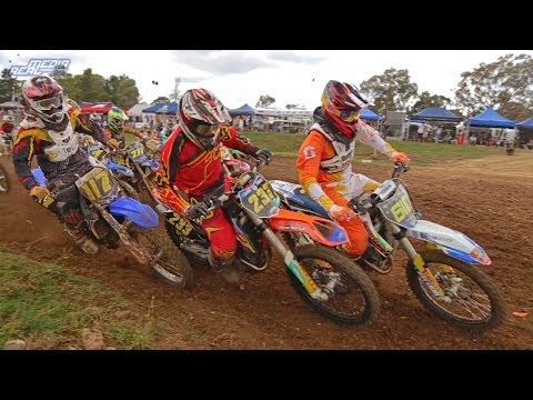 Transmoto Exclusive - East Coast MX Round 2 Canberra Highlights