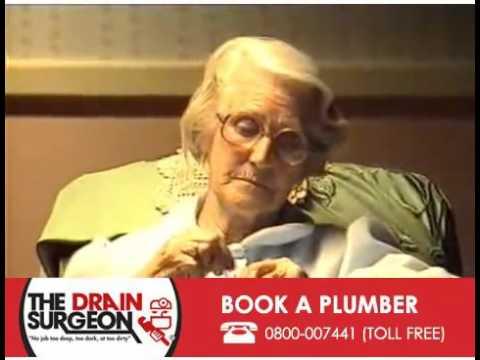 Drain Surgeon | TV Advert