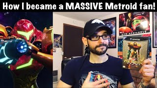How I became a MASSIVE Metroid and Samus fan! | Ro2R